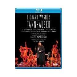 Tannhäuser (brak polskiej wersji językowej) ( Blu-ray Disc) -