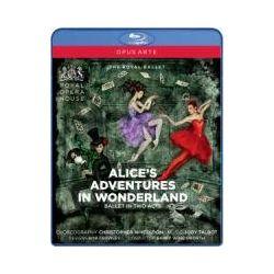 Alice's Adventures in Wonderland (brak polskiej wersji językowej) ( Blu-ray Disc) -