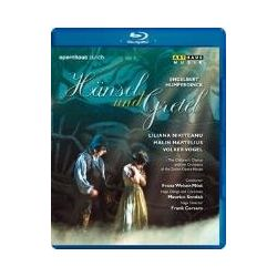 Hänsel und Gretel (brak polskiej wersji językowej) ( Blu-ray Disc) -