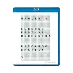Sinfonie 8 (brak polskiej wersji językowej) ( Blu-ray Disc) -