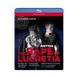 The Rape of Lucretia (brak polskiej wersji językowej) ( Blu-ray Disc) -