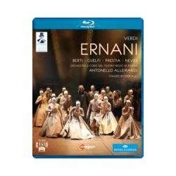 Ernani (brak polskiej wersji językowej) ( Blu-ray Disc) -