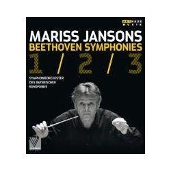 Sinfonien 1,2,3 (brak polskiej wersji językowej) ( Blu-ray Disc) -