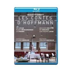 Les Contes D'Hoffmann (brak polskiej wersji językowej) ( Blu-ray Disc) -