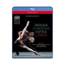 Three McGregor Ballets (brak polskiej wersji językowej) ( Blu-ray Disc) -