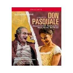 Don Pasquale (brak polskiej wersji językowej) ( Blu-ray Disc) -