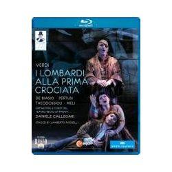 I Lombardi (brak polskiej wersji językowej) ( Blu-ray Disc) -
