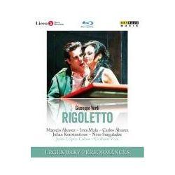 Rigoletto (brak polskiej wersji językowej) ( Blu-ray Disc) -