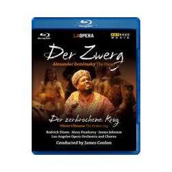 Der Zwerg/Der Zerbrochene Krug (brak polskiej wersji językowej) ( Blu-ray Disc) -
