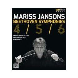 Sinfonien 4,5,6 (brak polskiej wersji językowej) ( Blu-ray Disc) -