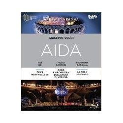 Aida (brak polskiej wersji językowej) ( Blu-ray Disc) -