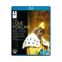 Die beiden Foscari (brak polskiej wersji językowej) ( Blu-ray Disc) -