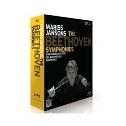 Sinfonien 1-9 (brak polskiej wersji językowej) ( Blu-ray Disc) -