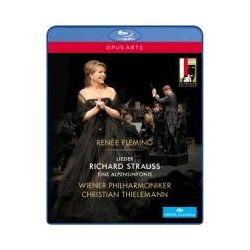 Lieder/Eine Alpensinfonie (brak polskiej wersji językowej) ( Blu-ray Disc) -