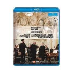 KLavierkonzert KV 488/Violinkonzert KV 219 (brak polskiej wersji językowej) ( Blu-ray Disc) -