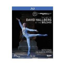 The Art of David Hallberg at the Bolshoi (brak polskiej wersji językowej) ( Blu-ray Disc) -