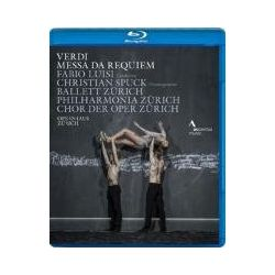 Messa Da Requiem (brak polskiej wersji językowej) ( Blu-ray Disc) -