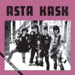 Med Is I Magen (Red Vinyl) - Asta Kask Pozostałe