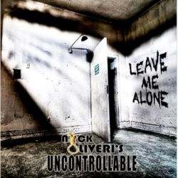 Leave Me Alone (blaues Vinyl) - Nick Uncontrollable Oliveris Pozostałe