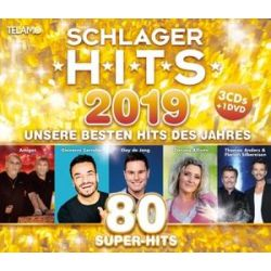 Schlager Hits 2019 - Various Animowane
