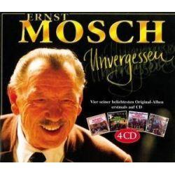 Unvergessen-4CD-Box - Ernst Mosch und seine Original Egerländer Musikanten Pozostałe