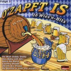 O'zapft Is-16 Wies'n Hits - Various Pozostałe