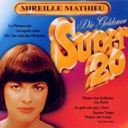 Mathieu, M: Goldene Super 20 - Mireille Mathieu Pozostałe