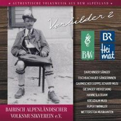 Vorbilder 2 - BR-Heimat & Bairi.Alpenl.Volksmusikverein Muzyka i Instrumenty