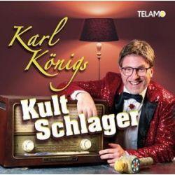 Karl Königs Kult Schlager - Various Muzyka i Instrumenty