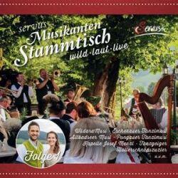 Servus Musikanten Stammtisch-Folge 1 - Servus TV Diverse Interpreten Muzyka i Instrumenty