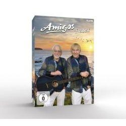 Freiheit, 1 Audio-CD + 1 DVD (Fanbox) - Amigos Muzyka i Instrumenty