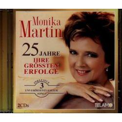 25 Jahre:Ihre gröáten Erfolge - Monika Martin Muzyka i Instrumenty