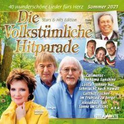 Die Volkstümliche Hitparade Sommer 2021 - Various Muzyka i Instrumenty