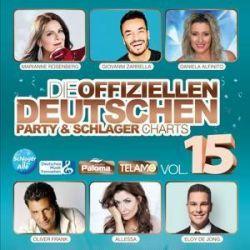 Die offiziellen dt.Party & Schlager Charts Vol.15 - Various Muzyka i Instrumenty