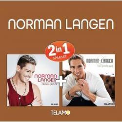 2 in 1 - Norman Langen Muzyka i Instrumenty