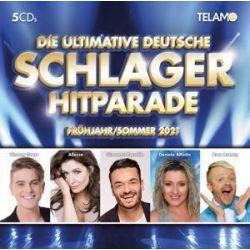 Die ultimative dt.Schlager Hitparade:Frühjahr/Somm - Various Muzyka i Instrumenty