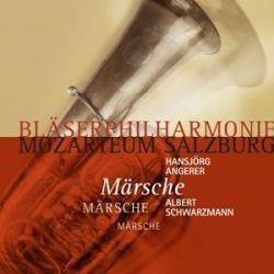 Märsche - Bläserphilharmonie Mozarteum Muzyka i Instrumenty