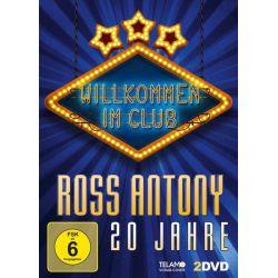 Willkommen im Club-20 Jahre - Ross Antony Muzyka i Instrumenty