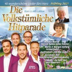 Die Volkstümliche Hitparade (Frühling 2021) - Various Muzyka i Instrumenty