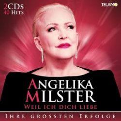 Weil ich dich liebe-Ihr gröáten Erfolge - Angelika Milster Muzyka i Instrumenty