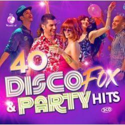 40 Disco Fox & Party Hits - Olaf-Leonard-Nic Henning Muzyka i Instrumenty