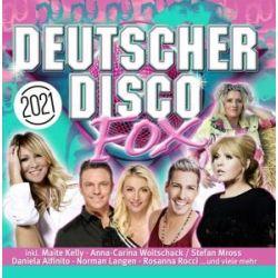 Deutscher Disco Fox 2021 - Maite Kelly, Michael Wendler, Stereoact Muzyka i Instrumenty