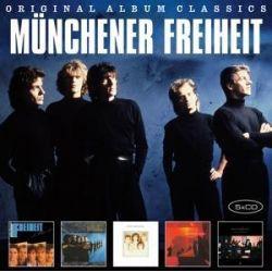 Original Album Classics Vol.1 - Münchener Freiheit Muzyka i Instrumenty