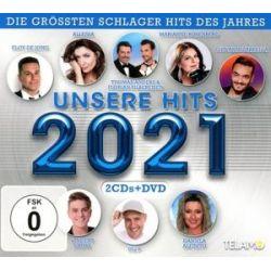 Unsere Hits 2021 - Various Muzyka i Instrumenty