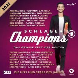 Schlagerchampions 2021 - Das große Fest der Besten - Various Muzyka i Instrumenty