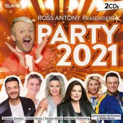 Ross Antony präsentiert:Party 2021 - Various Muzyka i Instrumenty
