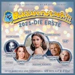 Bääärenstark!!! 2021-Die Erste - Various Muzyka i Instrumenty