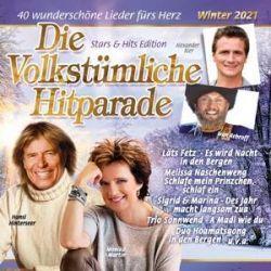 Die volkstümliche Hitparade Winter 2021 - Various Muzyka i Instrumenty