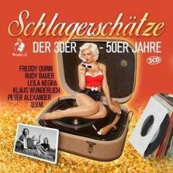 Schlagerschätze der 30er-50er Jahre - Various Muzyka i Instrumenty