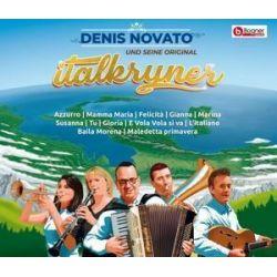 12 Italo Top Hits - Denis u.s.Original Italkryner Novato Muzyka i Instrumenty